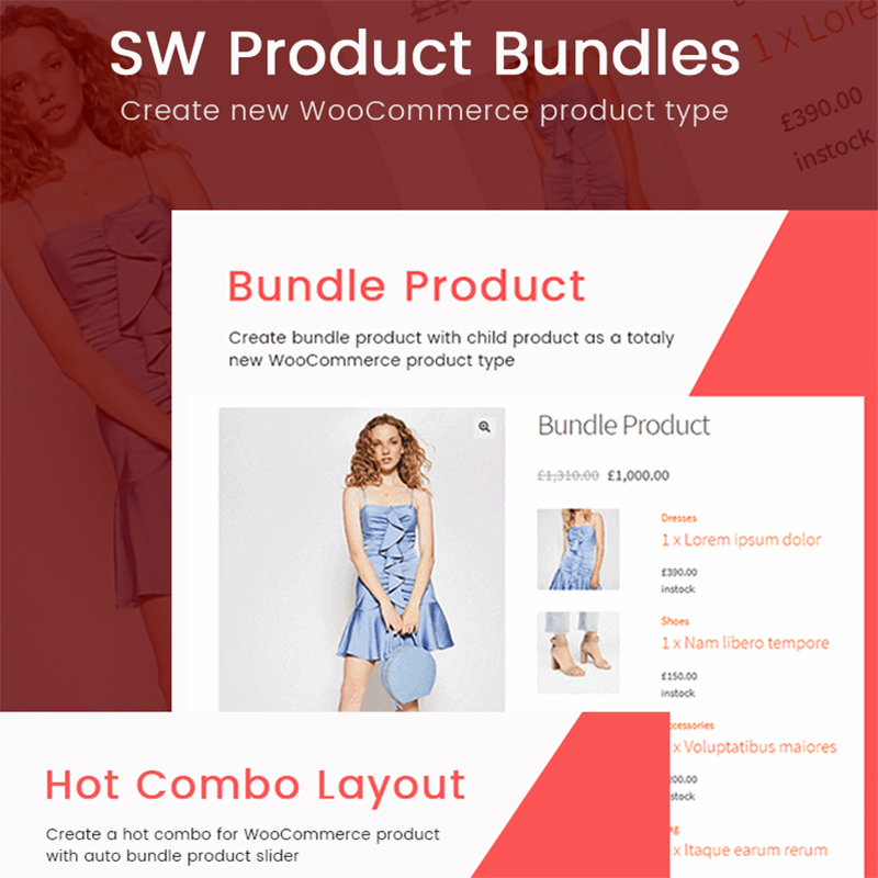 SW Product Bundles - WooCommerce Bundled Product WordPress Plugin