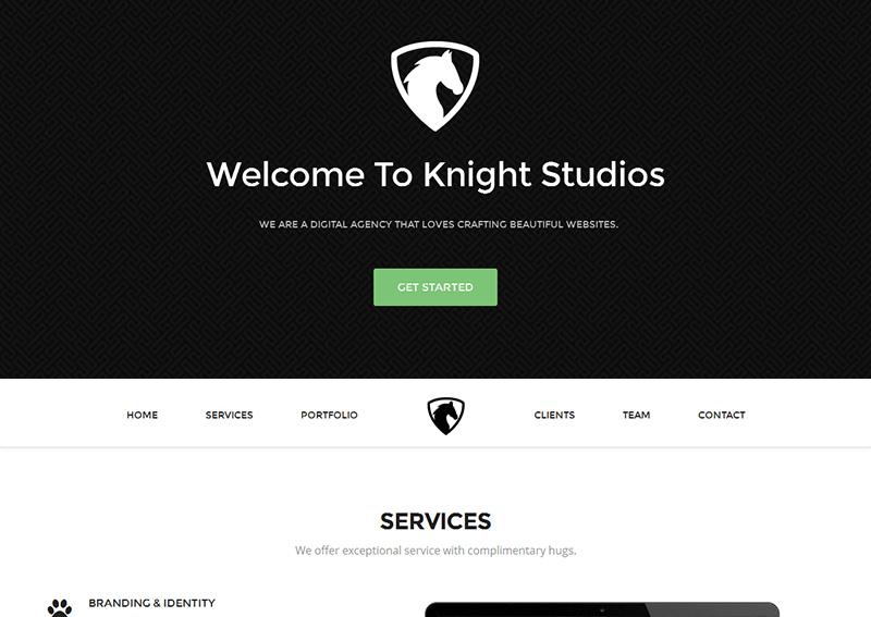Personal/Portfolio - Free CSS Templates -