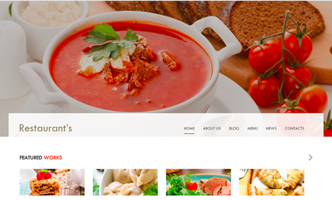 Spicy – Free HTML5 Template