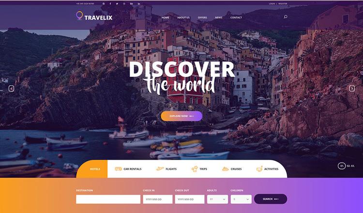 Travel Journey Templates