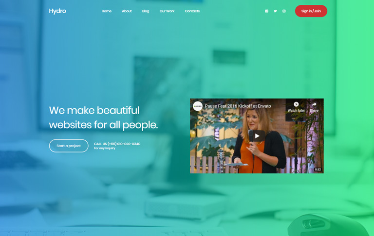 free css templates new age