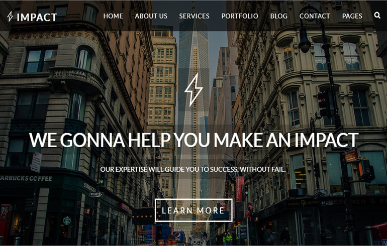 free css for Hosting