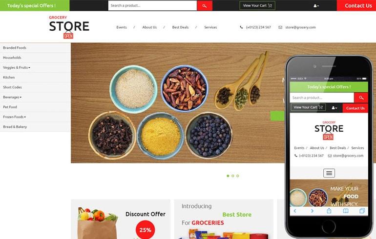 Online Shopping CSS