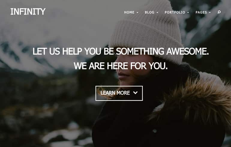 free css personal template