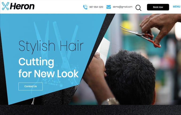 Free Hair Salon business