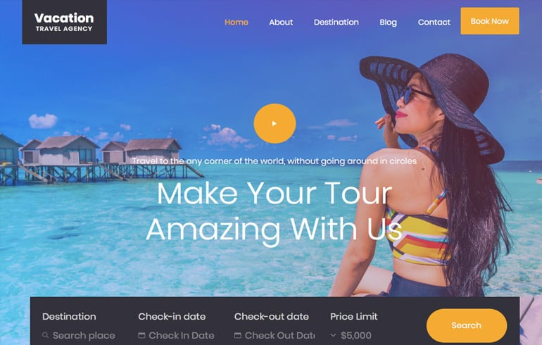 Free Travel Booking