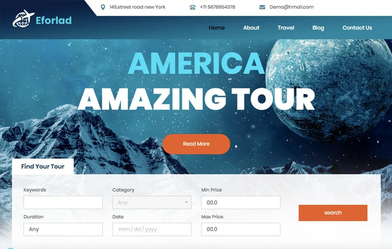 Free Travel Booking