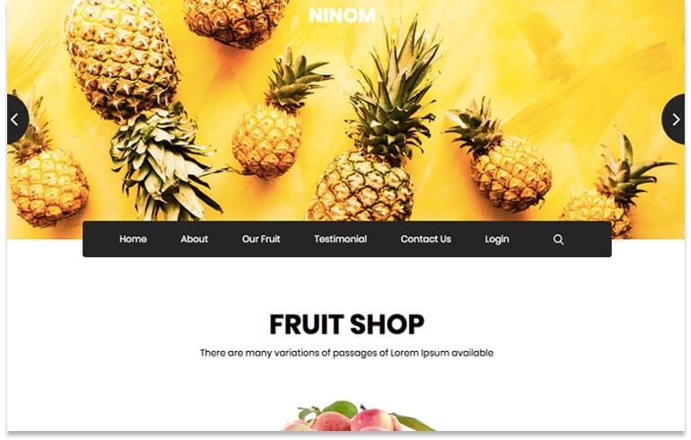 Best Agriculture Website Templates