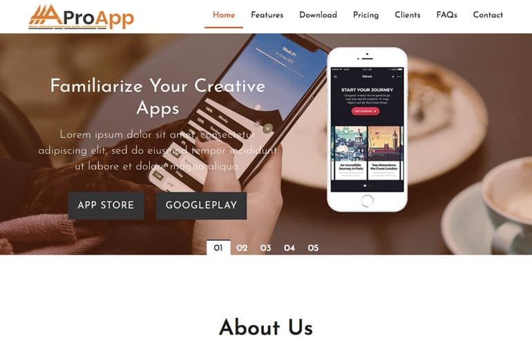 free css templates for blog
