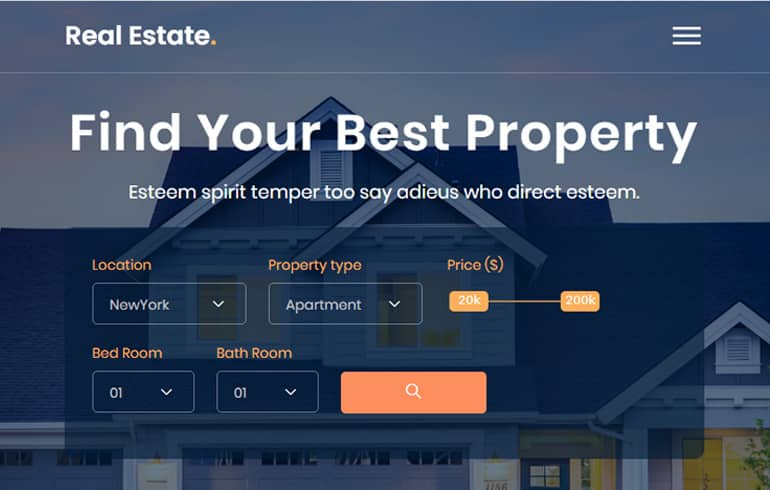 free css for real estate investment