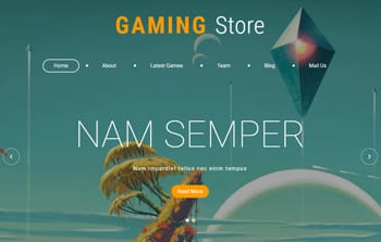 Free Best Gaming Templates