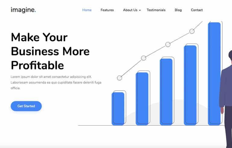 Free Digital Marketing Website Templates