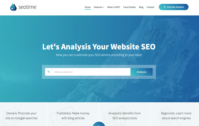 free CSS templates for digital SEO website