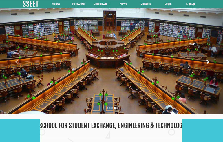 free education exchange program theme