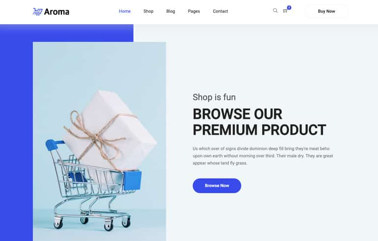 free css for website template