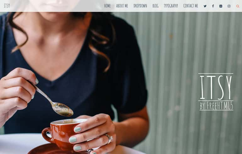 A Minimal Template for Blogger