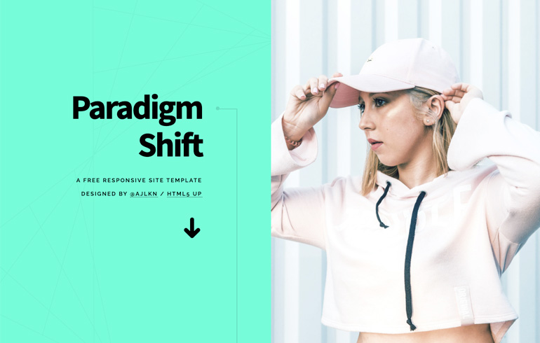 A Free HTML5-style Template