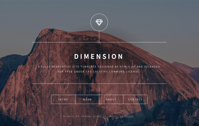 Fully responsive css templates