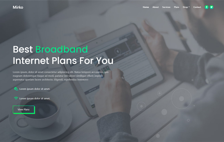 Free Bootstrap 5 HTML5 Business Website